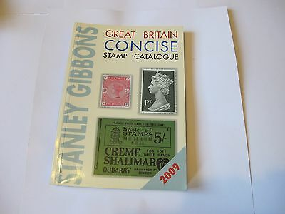 Stanley Gibbons Concise Stamp Catalogue 2009