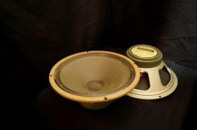 Celestion Greenback G12M Pre Rola Pulsonic same day production Holy Grail