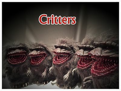 Critters Replica Deluxe Life size - L.E.D Eyes, Horror, Halloween, Figure