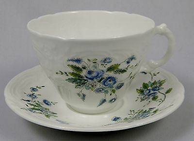 COALPORT CHINA Tintern Cup & Saucer Set