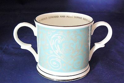 The Royal Collection - 1999 Loving Cup - Royal Wedding - Prince Edward & Sophie