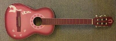 Acoustic Guitar 3/4 size with soft case