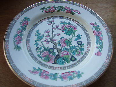 """Lord Nelson Pottery 8"""" INDIAN TREE, Side Plate Excellent Condition"""