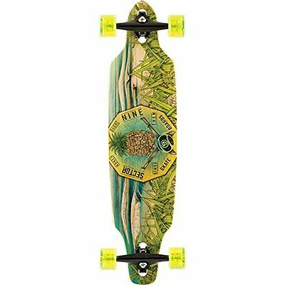 Sector 9 Mini Lookout Deck Skateboard, Assorted