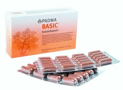 Padma Basic - For better Circulation & Cardiovascular Function - 60 caps