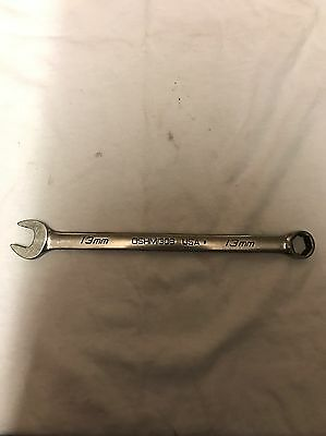 Snap On Tools 13mm Open End Ring Spanner