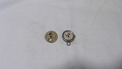 Vintage Bradley Mickey Mouse Watch & Ingersoll Early Mickey Mouse Watch Face
