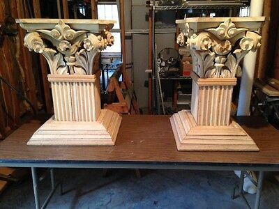 Architectural Pedestal Bases