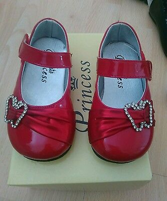 Romany Baby shoes size 17