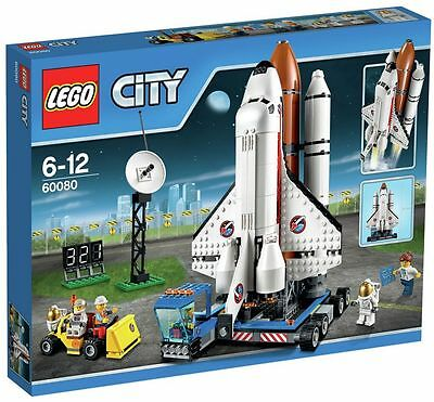 LEGO City Space Port Spaceport 60080 **NEW but box slightly scuffed/damaged**