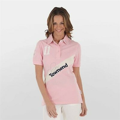 Townend Flint Limited Edition Polo Shirt - Sweet Pink - 11-12 Years
