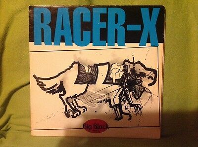Big Black - Racer X E.P. (Steve Albini, Shellac, Touch and Go, Sonic Youth)