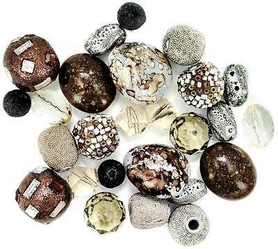 Inspirations Beads 50 Grams-Latte 787117540451