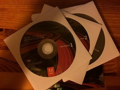 Adobe CS5 Creative Suite 5 Master Collection FULL RETAIL
