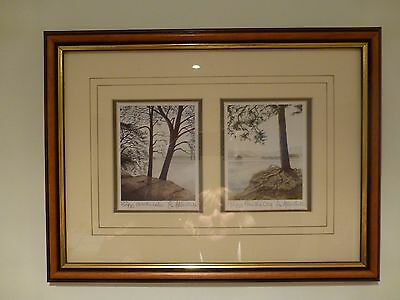 New - Limited Edition Signed Framed Prints of Lake District - by Cumbrian Artist