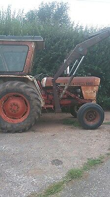 David brown tractor 996