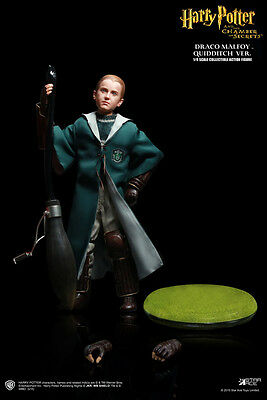 Harry Potter My Favourite Movie Actionfigur 1/6 Draco Malfoy Quidditch Ver. 26 c