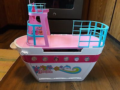Barbie Sisters Cruise Ship