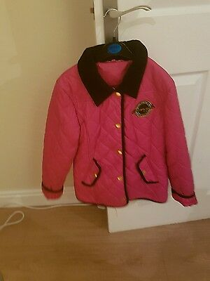 Pineapple girls jacket size 9 to 10 years