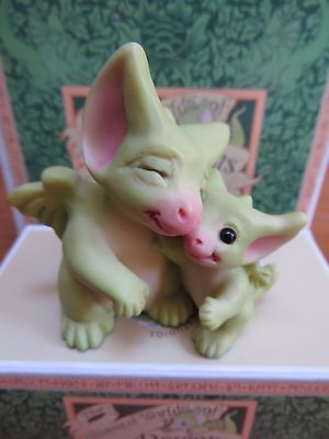 Pocket Dragons You Touch My Heart New in Box