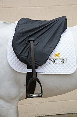 Hy Waterproof Ride On Saddle Cover - Navy - Horse Equestrian Saddle Covers