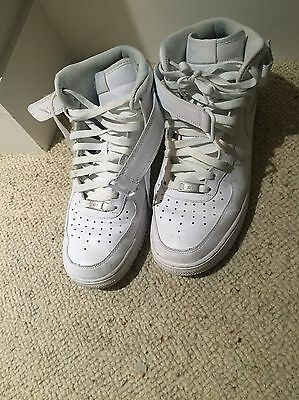Men's Nike Airforce Barely Used!