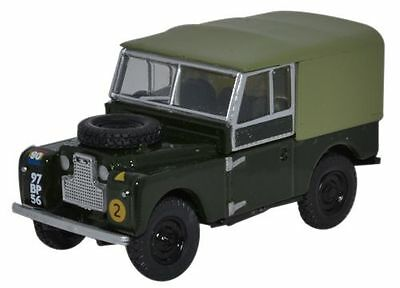 Land Rover Series 1 88'' Canvas REME 76LAN188020 OO Scale (suit HO also)