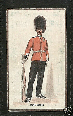 HILL - Types of the British Army (Badminton) - 1914 - No.3 - High Value Card.