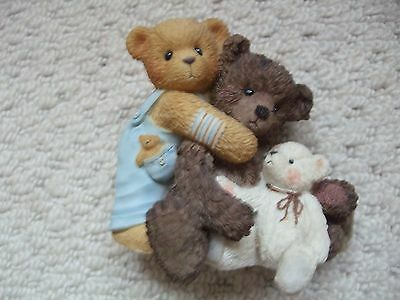 Cherished Teddies - Sawyer & Friends 'hold Onto The Past, But Look To The Future