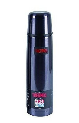 Thermos Thermax Bouteille isolante Noir 1 L
