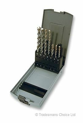Roebuck SDSS/7 SDS Drill Bit Set 4-PLUS 7-Piece 160mm Made in Germany