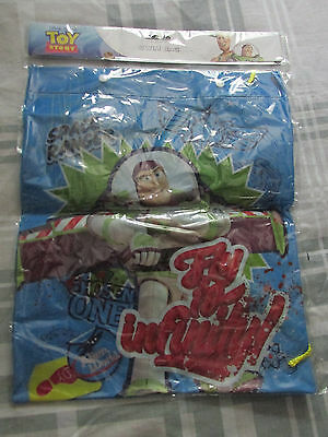 Brand New and Sealed Disney Toy Story Buzz Swim Bag Perfect Gift School