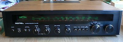 Rotel RX-402 AM/FM Stereo Receiver