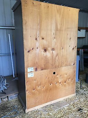 Solid Timber Wardrobe/desk Unique Piece Of Furniture