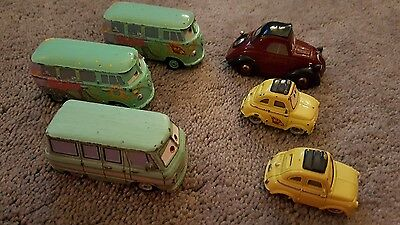 disney pixar cars - uncle topolino and others