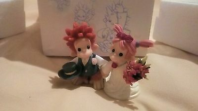 Collectible world studios The Happy Couple 2005 wedding gift BRAND NEW IN BOX
