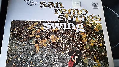 The San Remo Strings Swing  L.p.   // Northern Soul