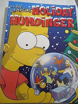 THE SIMPSONS - Humdinger - Frightfest & Spooktacular
