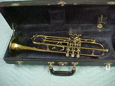 Vintage Conn 22B Trumpet in Restored/Refinished Condition
