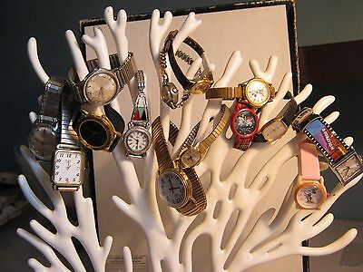Vintage Lot of 14 Watches - Great variety!