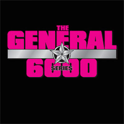 Sound Ideas 6000 - The General - Sound Effects FX CD Library