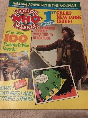 Doctor Who Weekly #26 Apr 9th 1980