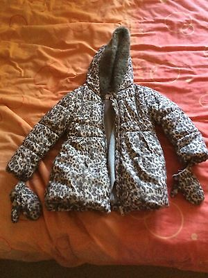 girls winter coat 4-5