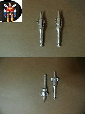 Daitarn 3 Deluxe Dx Clover Missili Missiles Ricambio Replicas Popy