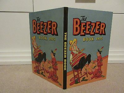 The Beezer Book 1975-D.c Thomson/ Beano/dandy-Unclipped -Vgc