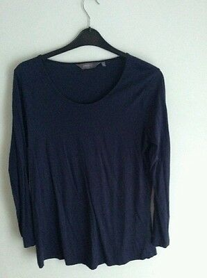 New Look Maternity Long Sleeve Top Size 18