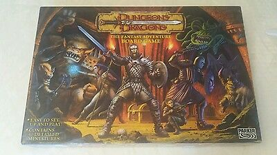 Parker Board Game 2003 - DUNGEONS & DRAGONS -