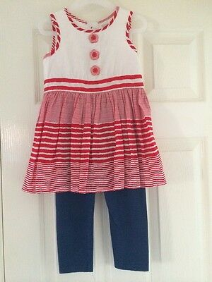 Girl's M&S Outfit (2 - 3 Years)