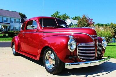1941 Plymouth Other  1941 PLYMOUTH COUPE HOT STREET RAT ROD like 1935 1938 1940 1947 1946 ford willys