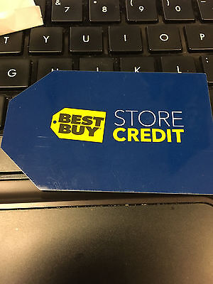 Best Buy Gift Card $179.99 Value Merchandise Credit- Free Shipping